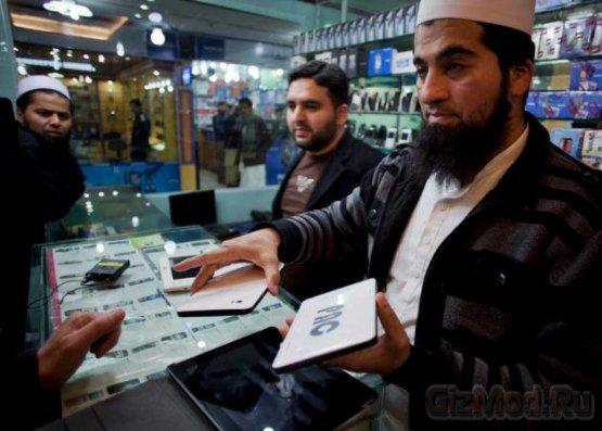Пакистанско-китайский планшет PACPad