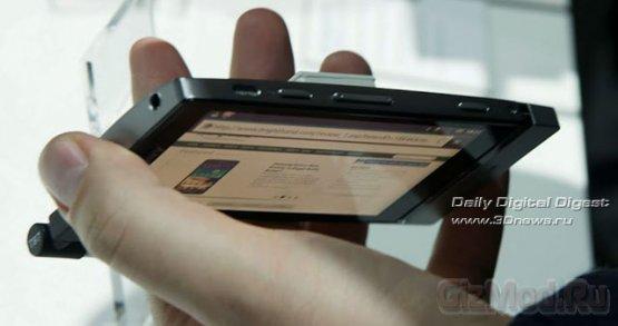 Sony Xperia P официально на MWC 2012