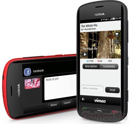 Камера 41 Мп в смартфоне Nokia 808 PureView
