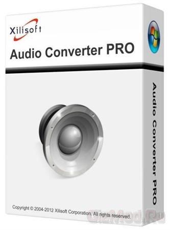 Xilisoft Audio Converter 6.5.0.20131129 - конвертор музыки