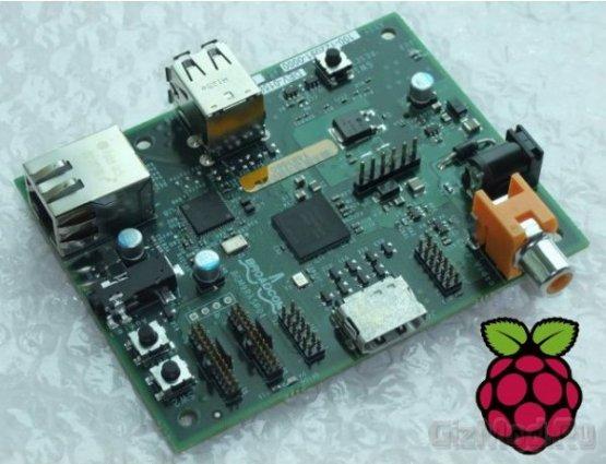 Миникомпьютер Raspberry Pi на прилавках за $35
