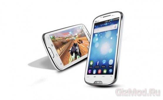 Бюджетный Android-смартфон BLU Studio 5.3