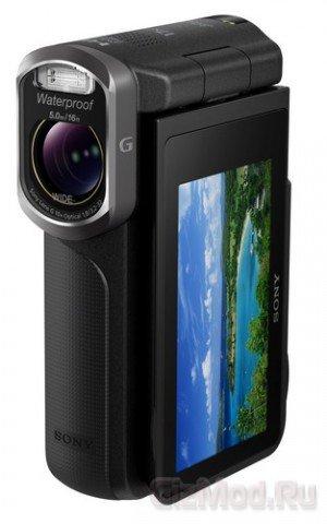 Защищенный камкодер Handycam GW55VE для Европы