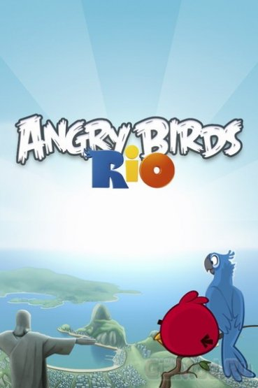 Angry Birds Rio - популярнейшая игра