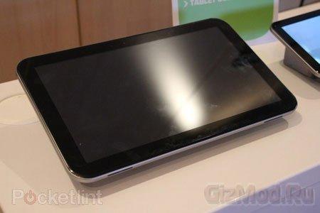 """Прототип 13,3"""" планшета Toshiba"""