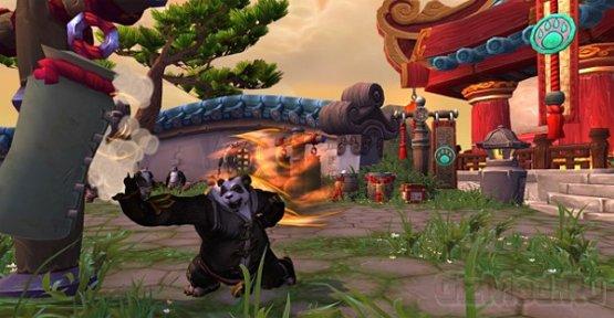Скоро начнётся бетатест World of Warcraft: Mists of Pandaria