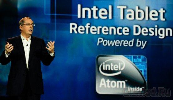 Intel готовит Atom-платформу следующего поколения