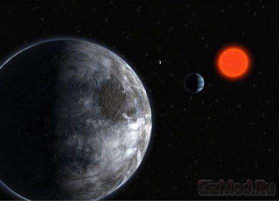 Марс - возможный донор жизни для Земли