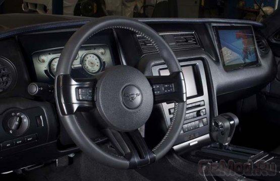 Ford Mustang с начинкой от Microsoft