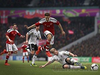 Евро-2012 в качестве дополнения к FIFA 12