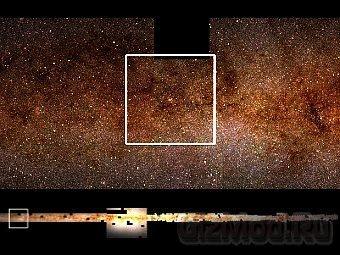 Миллиард звезд нашей галактики