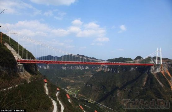 Рекордный китайский мост