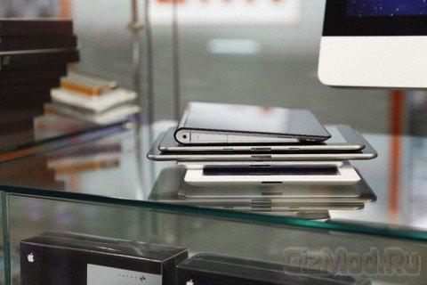 Новый iPad как он есть