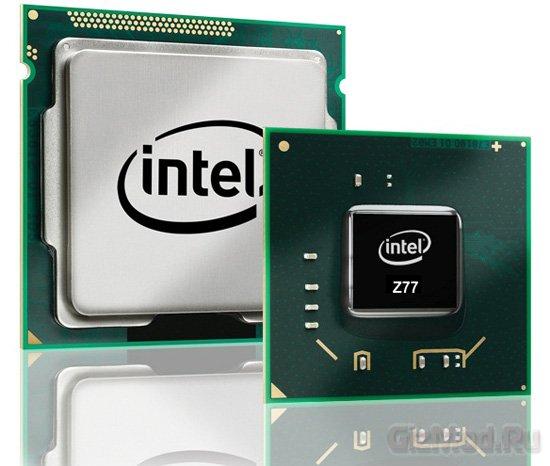 График выхода Ivy Bridge и плат Intel 7 серии