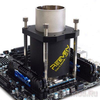 Процессорный охладитель RECC-01 для оверлокеров