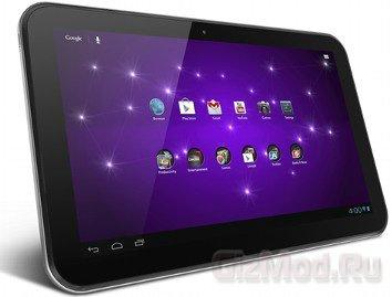 """13"""" (лопата) Android-планшет Excite"""