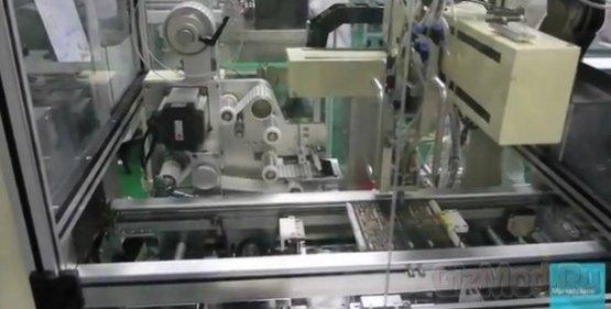 Сборка нового iPad на заводе Foxconn