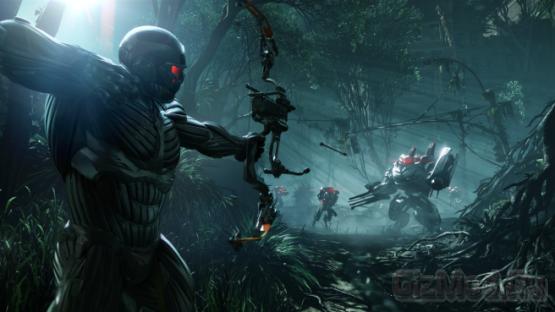 Crysis 3 увидит свет весной 2013
