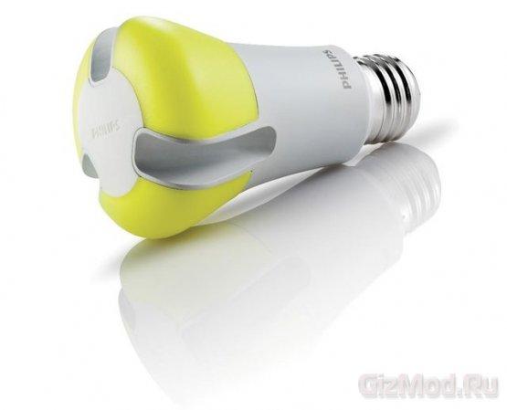 Долговечные LED-лампочки Philips идут в массы