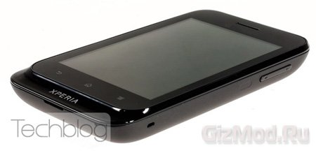 Бюджетный смартфон Sony Tapioca