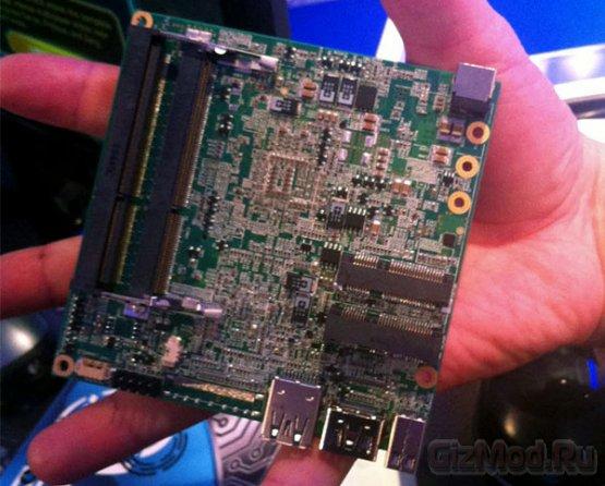 NUC - настольные мини-ПК по версии Intel