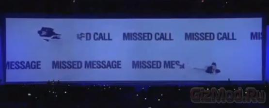 Непонятная презентация Samsung Galaxy S III