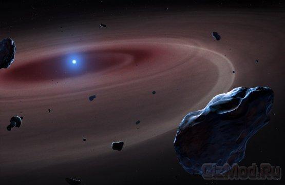 Ученые обрисовали гибель Солнечной системы