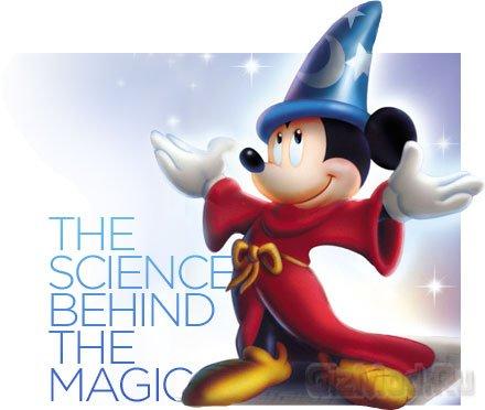 Сенсорная технология Disney