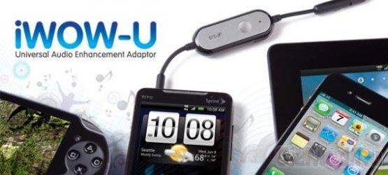 Мобильный усилитель звука iWow-U