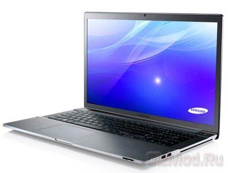 Ноутбук Samsung Series 7 CHRONOS поступил в продажу