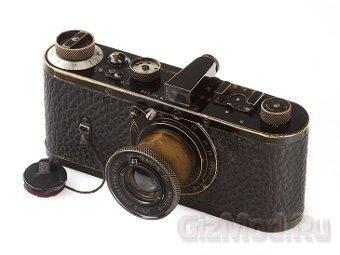 Прототип Leica ушел с молотка за 2 млн.