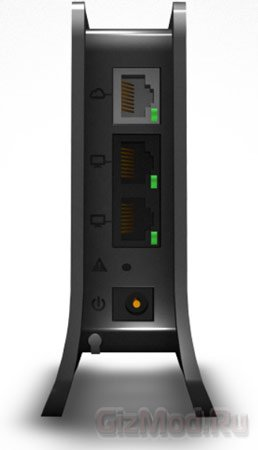 Роутер с цветным сенсорным экраном Securifi Almond