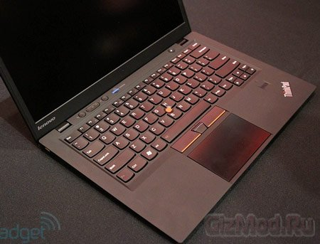 Обновленный ультрабук Lenovo ThinkPad X1 Carbon