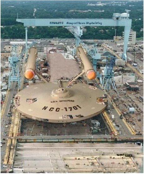 Межпланетный космический корабль за 20 лет