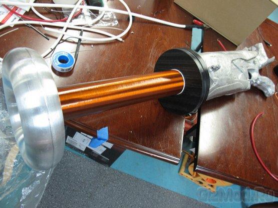 Тесла-пушка в домашних условиях