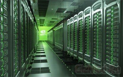NVIDIA представила игровой сервис GeForce Grid