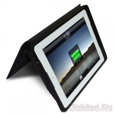 KudoCase продлит жизнь iPad на 10 дней