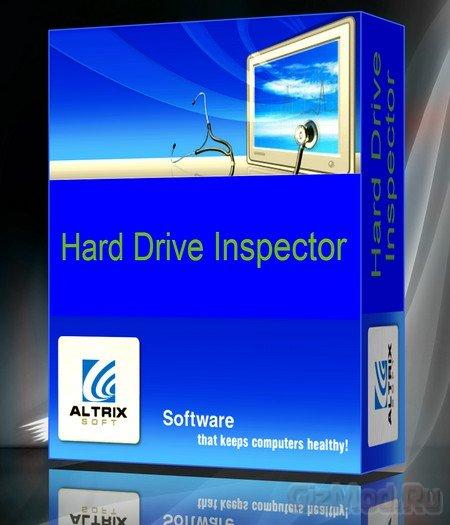 Hard Drive Inspector 4.22.193 - мониторинг HDD