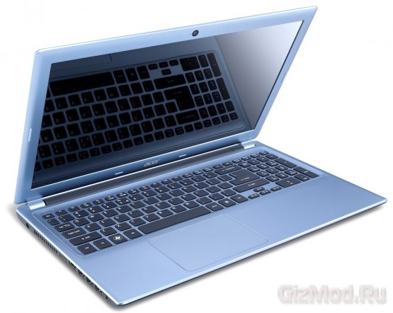 Новая серия ноутбуков Acer Aspire