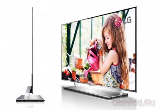 "Дорогой 55"" OLED-телевизор LG 55EM9600"
