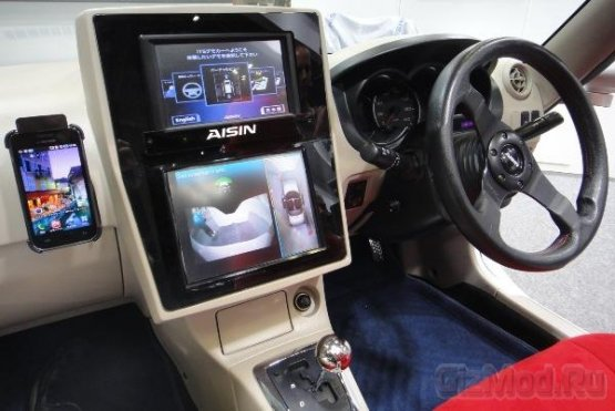 Aisin ITS проследит за благополучием водитля