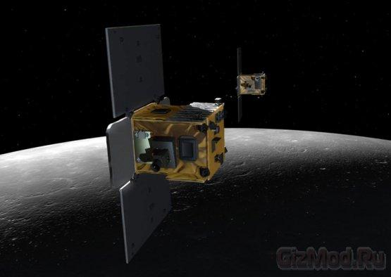 Лунный проект GRAIL оправдал себя
