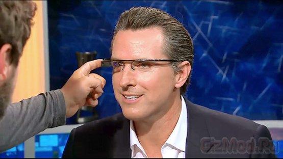 Подробное знакомство с Google Project Glass