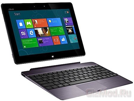 Windows-планшеты ASUS Tablet 810 и Tablet 600