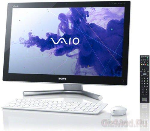 Устройства Sony VAIO на чипах Ivy Bridge