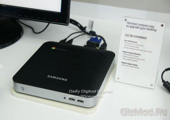 Хромбук, хромбокс, ноутбуки и ультрабуки Samsung