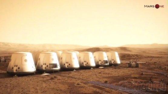 Колонизация Марса к 2023 году