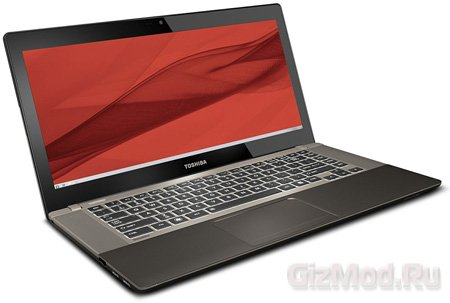 Сверхширокоформатный ультрабук Toshiba Satellite U845W