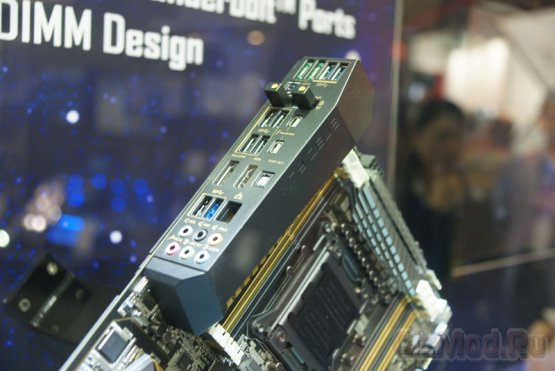 Уникальная материнка ASUS ZEUS с двумя GPU