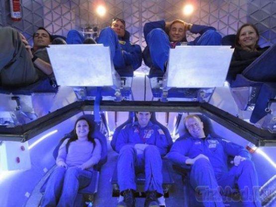 Семь частных астронавтов